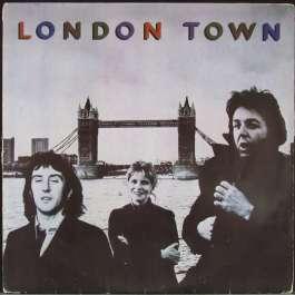 London Town McCartney Paul