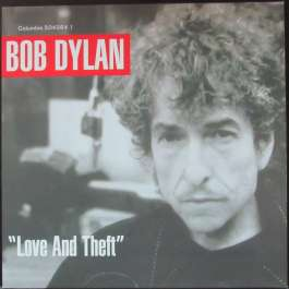 Love And Theft Dylan Bob