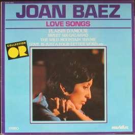 Love Songs Baez Joan