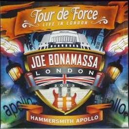 Live In London - Hammersmith Apollo Bonamassa Joe
