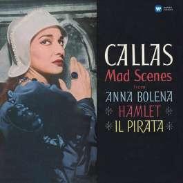 Mad Scenes Callas Maria