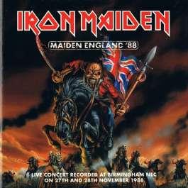Maiden England'88 Iron Maiden