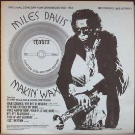 Makin' Wax Davis Miles