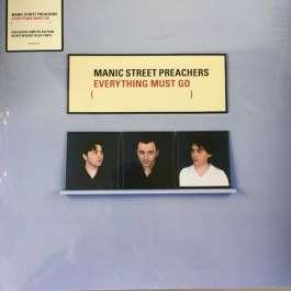 Everything Must Go Manic Street Preachers