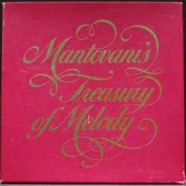 Mantovani's Treasury Of Melody Mantovani