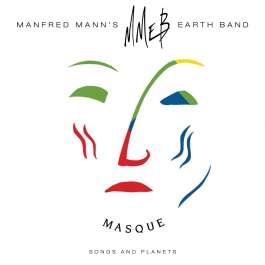 Masque Mann Manfred
