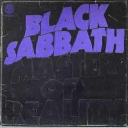 Master Of Reality Black Sabbath
