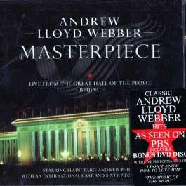 Masterpiece Webber Andrew Lloyd