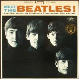 Meet The Beatles Beatles