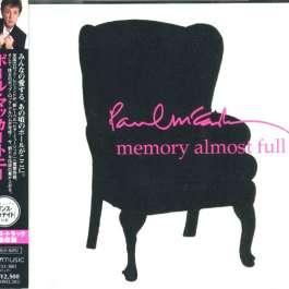 Memory Almost Full McCartney Paul