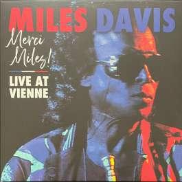 Merci Miles Live At Vienne Davis Miles