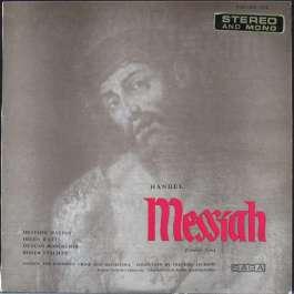 Messiah Volume 1 Handel George Frideric