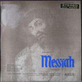 Messiah Volume 2 Handel George Frideric