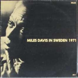 Miles Davis In Sweden 1971 Davis Miles