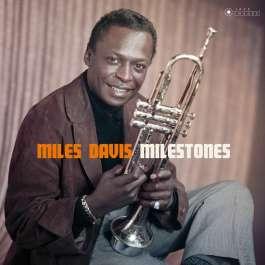 Milestones Davis Miles