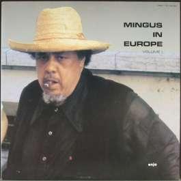 Mingus In Europe Volume I Mingus Charles
