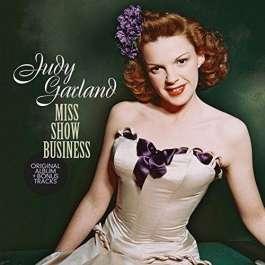 Miss Show Business Garland Judy