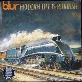 Modern Life Is Rubbish Blur