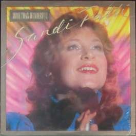 More Than Wonderful  Patti Sandy