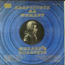 Mozart's Quartets Mozart Wolfgang Amadeus