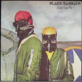 Never Say Die! Black Sabbath