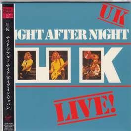 Night After Night UK