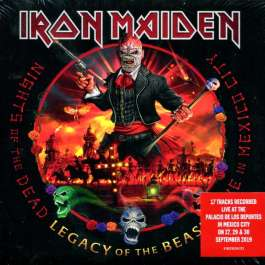Nights Of The Dead, Legacy Of The Beast: Live In Mexico City Iron Maiden