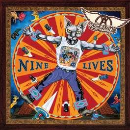 Nine Lives Aerosmith