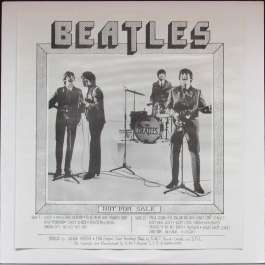 Not For Sale Beatles