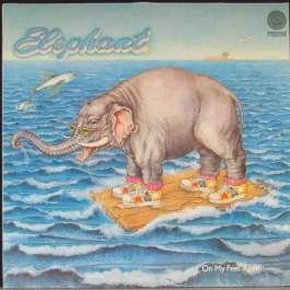 On My Feet Again Elephant