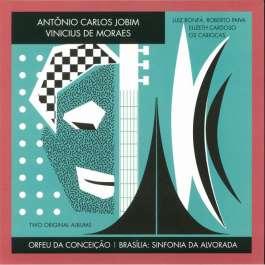 Orfeu Da Conceicao/Brasilia: Sinfonia Da Alvorada Jobim Antonio Carlos