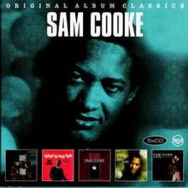 Original Album Classics Cooke Sam