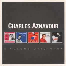 Original Album Series Aznavour Charles