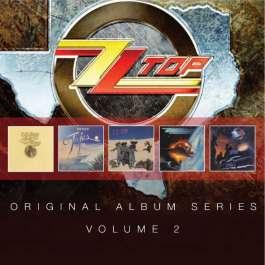 Original Album Series (First Album) ZZ Top
