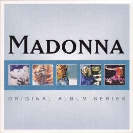 Original Album Series Madonna