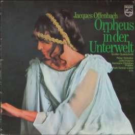 Orpheus In Der Unterwelt Offenbach Jacques