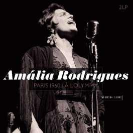 Paris 1960/A L'Olympia Rodrigues Amalia