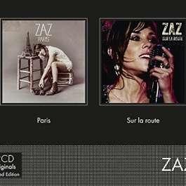 Paris/Sur La Route Zaz