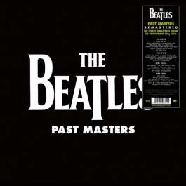 Past Masters Beatles