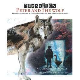 Peter And The Wolf Prokofiev Sergei