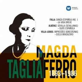 Piano Classics Tagliaferro Magda