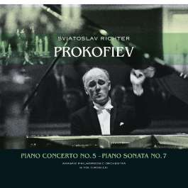 Piano Concerto No.5 - Piano Sonata No.7 Prokofiev Sergei
