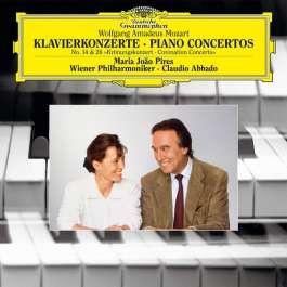 Piano Concertos Nos. 14 & 26 Mozart Wolfgang Amadeus