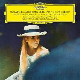 Piano Concertos Nos. 17 & 21 Mozart Wolfgang Amadeus