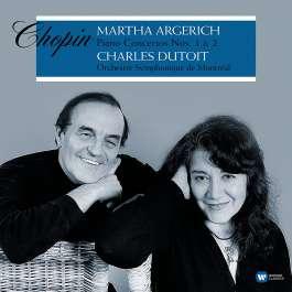 Piano Concertos Nos. 1 & 2 Chopin Frederic