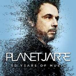 Planet Jarre (50 Years Of Music) Jarre Jean-Michel