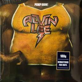 Pump Iron Lee Alvin