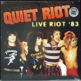 Live Riot'83 Quiet Riot