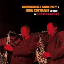 Quintet In Chicago Adderley Cannonball/Coltrane John