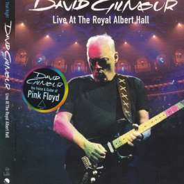 Remember That Night Live At The Royal Albert Hall Gilmour David
